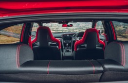 Honda Civic Type R, interior
