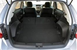 Subaru XV, boot