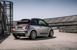 Abarth 695 Rivale, rear