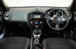 Nissan Juke, interior