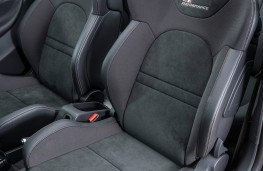 DS3 Performance, seats
