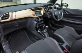 DS3 Performance, interior