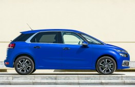 Citroen C4 SpaceTourer, profile