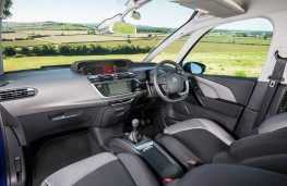 Citroen C4 SpaceTourer, interior