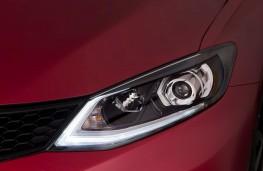 Nissan Pulsar, headlight