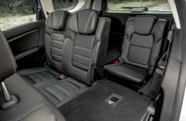 Renault Grand Scenic, rear seats