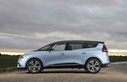 Renault Grand Scenic, profile