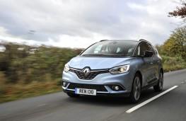 Renault Grand Scenic, dynamic