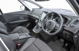 Renault Grand Scenic, interior