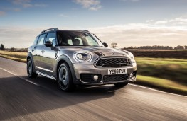 Mini Countryman Cooper S ALL4, dynamic