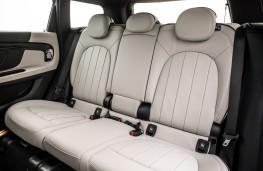 Mini Countryman Cooper S ALL4, interior rear