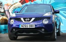 Nissan Juke, front