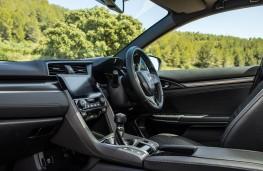 Honda Civic, interior