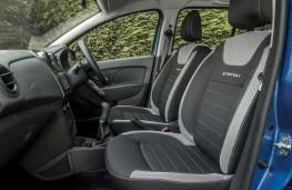 Dacia Logan MCV Stepway, interior front