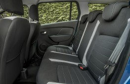 Dacia Logan MCV Stepway, interior rear