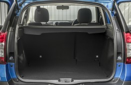 Dacia Logan MCV Stepway, boot