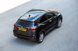 Honda HR-V, roof