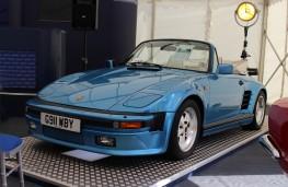 Porsche 911 Turbo SE Flat Nose Cabriolet, 1989