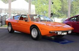 Lamborghini Urraco P250, 1974