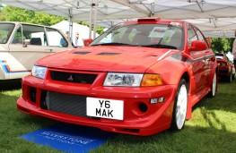 Mitsubishi Lancer Evo VI Tommi Makinen edition, 200