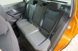 SEAT Ateca, interior rear