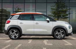 Citroen C3 Aircross, profile