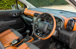 Citroen C3 Aircross, interior