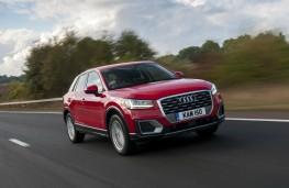 Audi Q2, dynamic