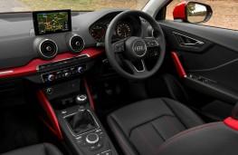 Audi Q2, interior