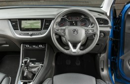 Vauxhall Grandland X, interior
