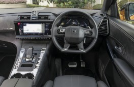 DS 7 Crossback, dashboard