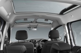 Mercedes-Benz Citan Tourer, interior