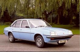 Vauxhall Cavalier, 1976