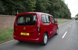 Vauxhall Combo Life, dynamic, rear