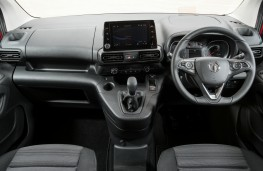 Vauxhall Combo Life, interior