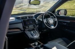 Honda CR-V Hybrid, interior