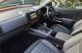 Citroen C5 Aircross, interior
