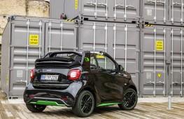 smart fortwo cabrio, rear