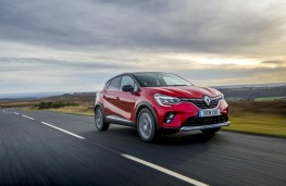 Renault Captur S-Edition, dynamic