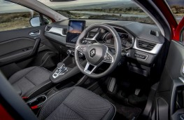 Renault Captur S-Edition, interior
