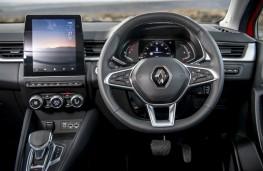 Renault Captur S-Edition, dashboard