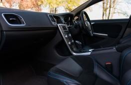 Volvo V60 Polestar, interior