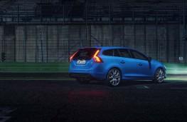 Volvo V60 Polestar, rear