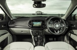 Jeep Compass, interior