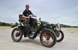 Vauxhall 6HP, 1904