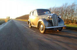 Vauxhall H-Type, 1937