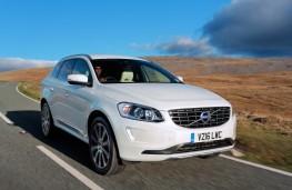 Volvo XC60, dynamic