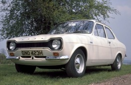 Ford Escort RS 1600, 1970