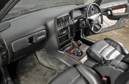 1993 Lotus Carlton interior