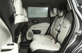 Jeep Compass, interior, rear